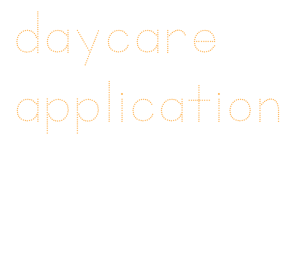 home daycare smart organization forms and paperwork